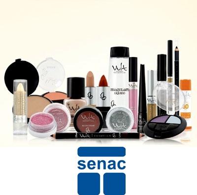 Cusso de maquiagem SENAC