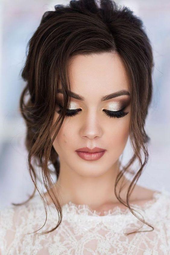 Maquiagem para Noiva Dia