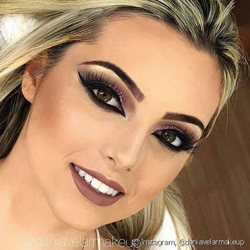 Maquiagem para Noiva Noite