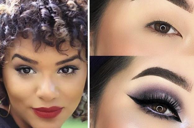 Maquiagem Para Olhos Dia