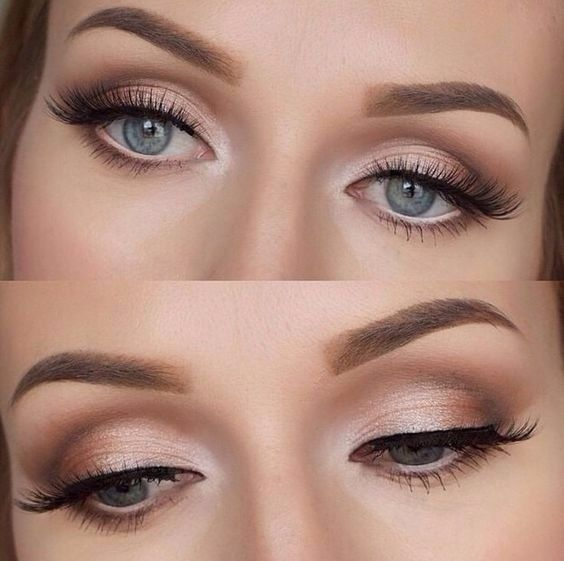 Maquiagem para Olhos Noite