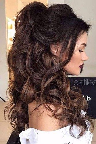 Penteados para Formatura Simples