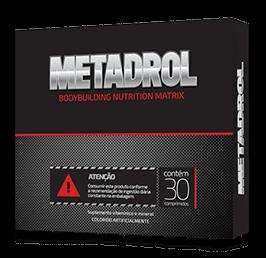 Metadrol Caixa