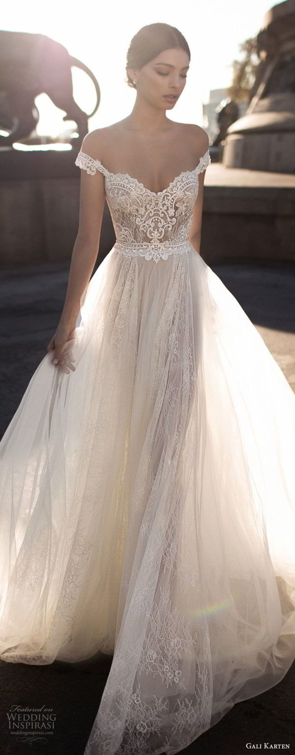 Vestido de Noiva de dia