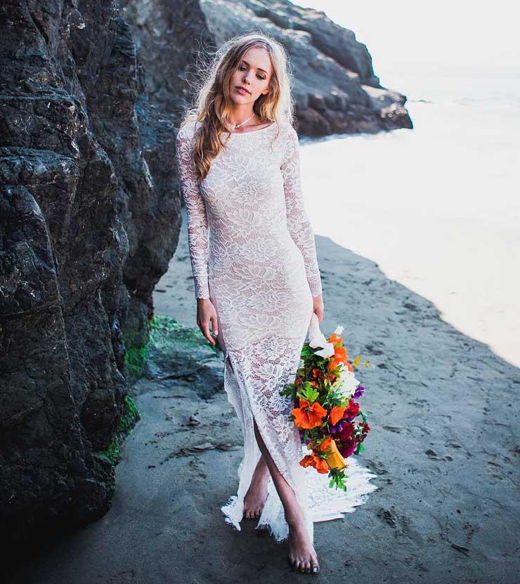Vestidos de Noiva Simples 2021
