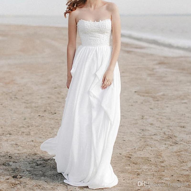 Vestidos Casuais de Noiva 2021