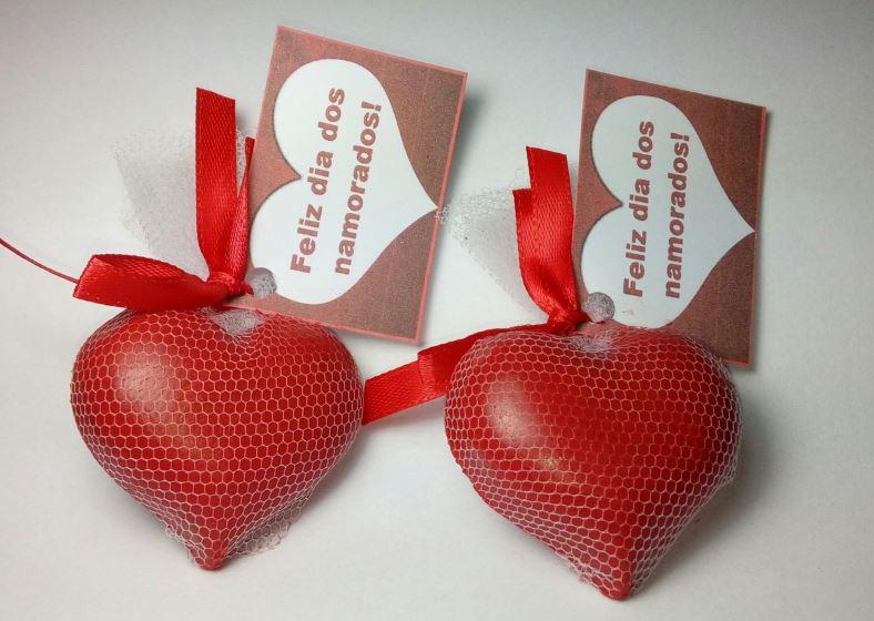 Lembrancinha do Dia dos Namorados