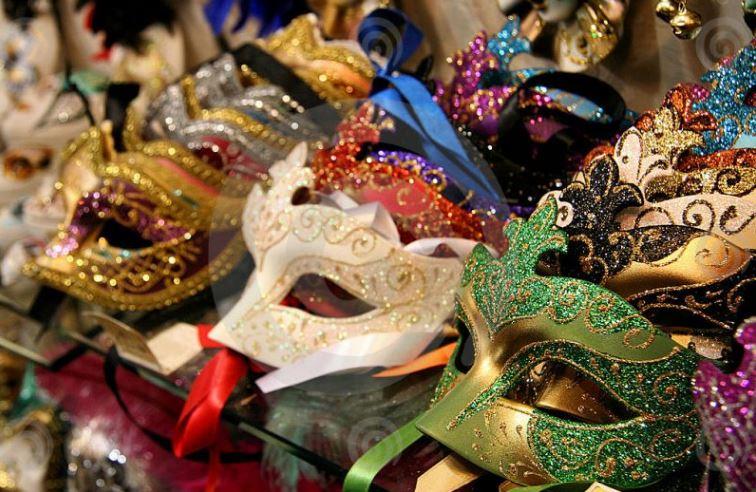 Máscaras de Carnaval 2021