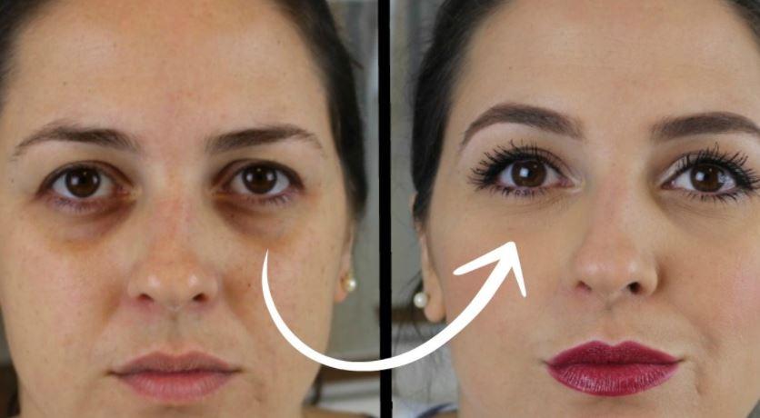 Como Corrigir Olheiras com Maquiagem