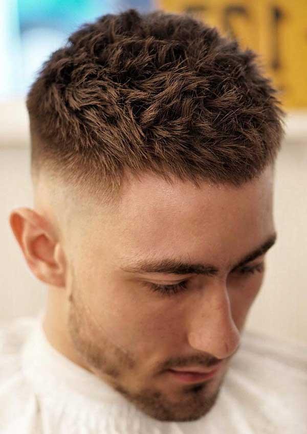 Penteados Fáceis Masculinos